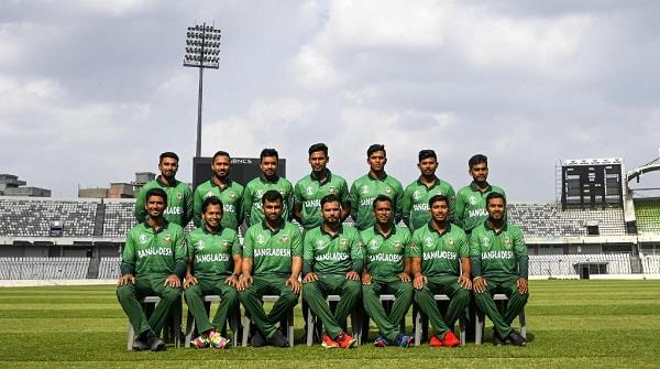 after controversy  bangladesh board changed the jersey color