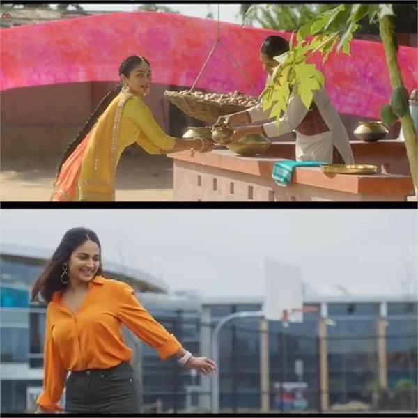 neeru bajwa   rubina bajwa movie song