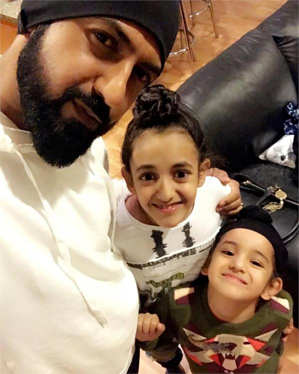 gippy  s son dance with sargun mehta