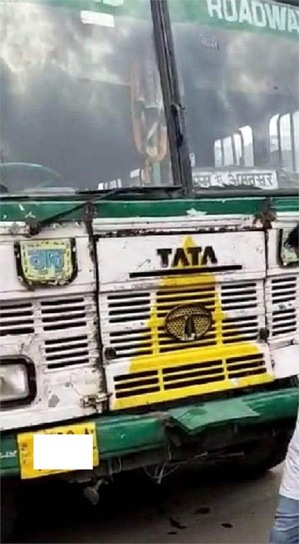 person death due to bus accident