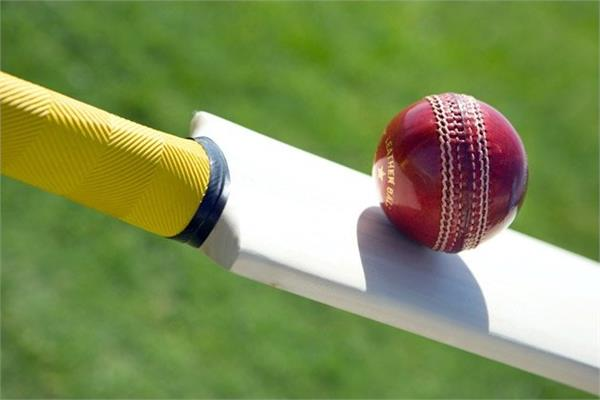 india is helping to train the maldives cricket players