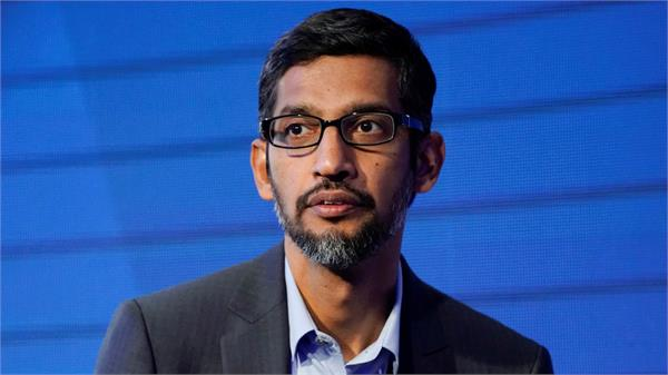 no plans to relaunch google in china    pichai
