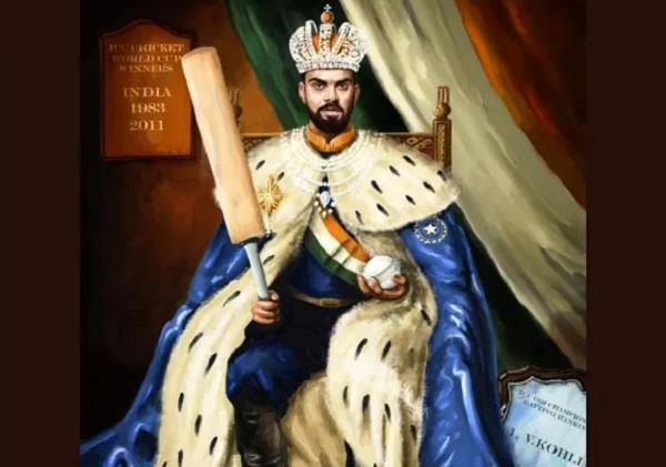 icc created kohli  king fan has scuttled this on social media