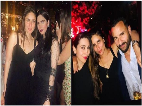 kareena and karisma kapoor partied at a london nightclub