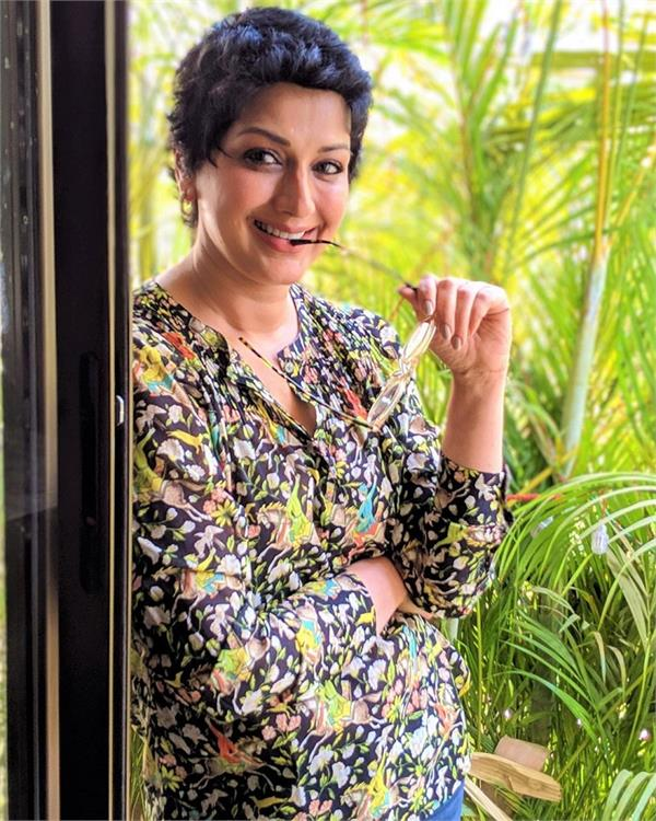sonali bendre shared heraqua therapy training sessions