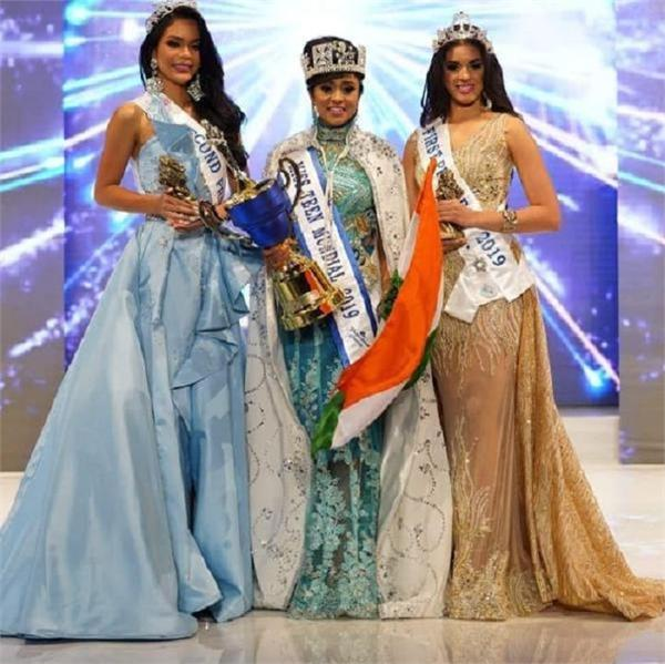 mumbai girl sushmita singh wins the title of miss teen world 2019