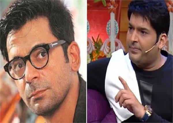 sunil  reveals real reason behind not attending  kapil show to promote bharat