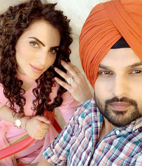 yuvraj hans and mansi sharma tiktok video viral on social media