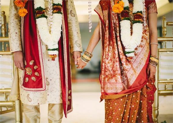 57 year old bride marriage in kanyadaan scheme