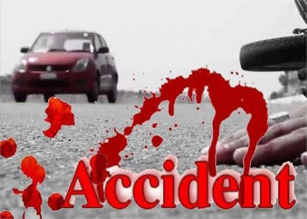 death due to car accident