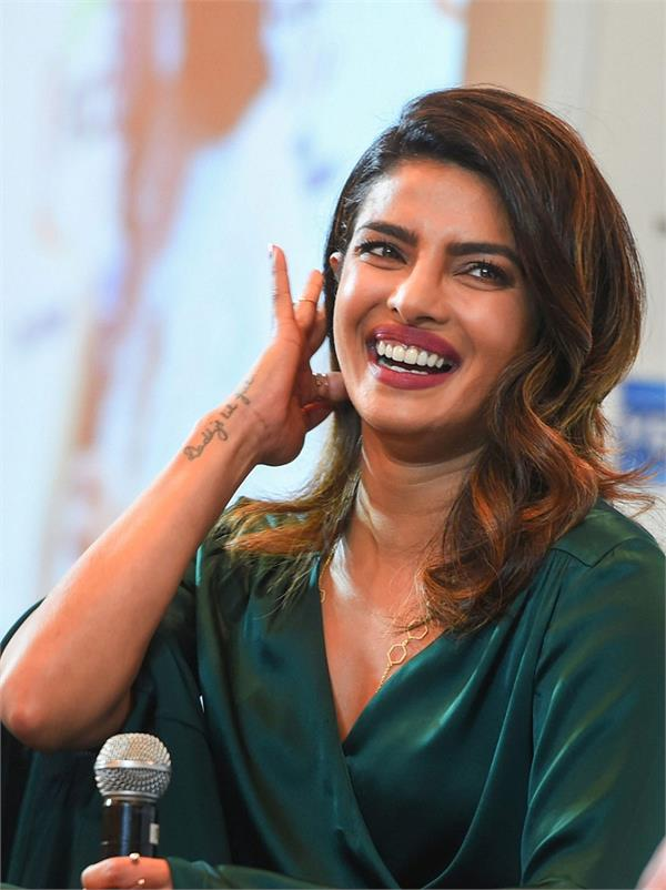 priyanka chopra wants to run for pm