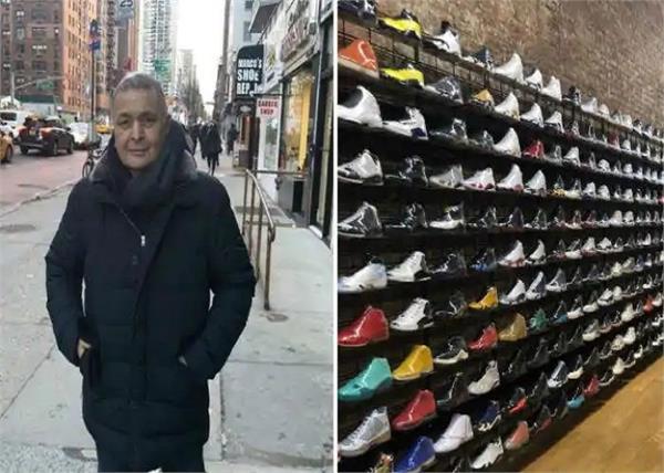 rishi kapoor   new york store