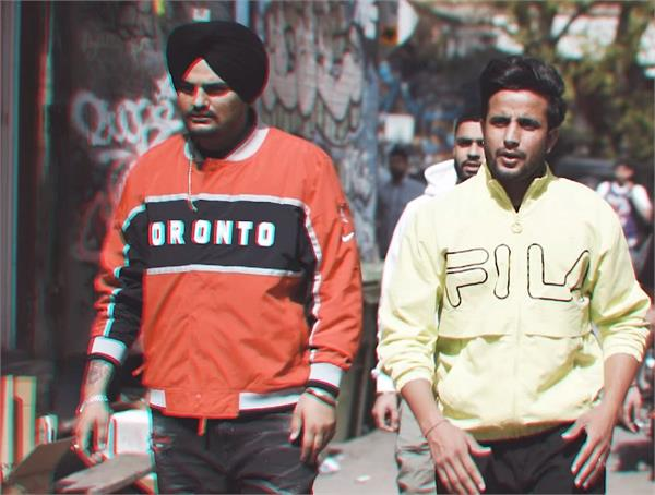 sidhu moosewala and r nait new song poison teaser out
