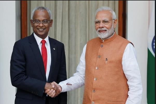 relief to india maldives ocean deal