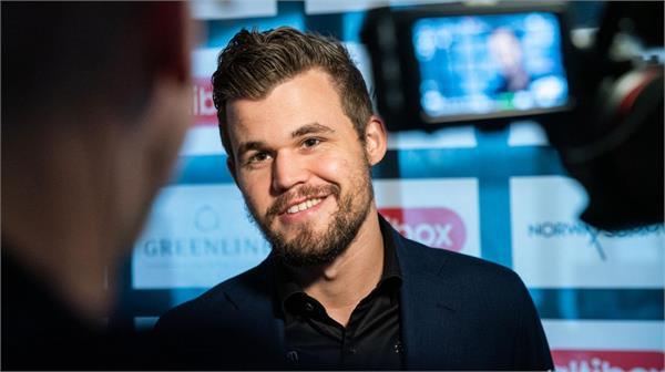 magnus carlsen wins the norwegian chess 2019