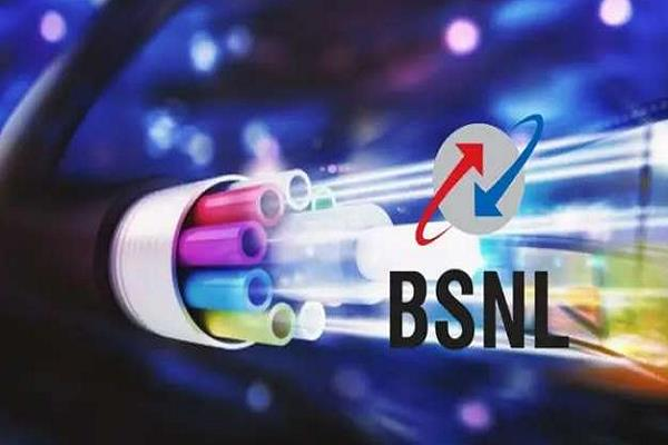 bsnl  s fiber network will be rented to tackle fiscal deficit