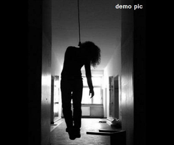 woman  suicide