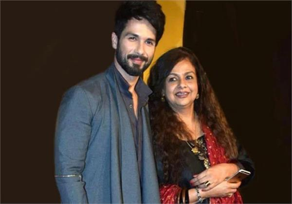 shahid kapoor s mother neelima azeem defends  kabir singh