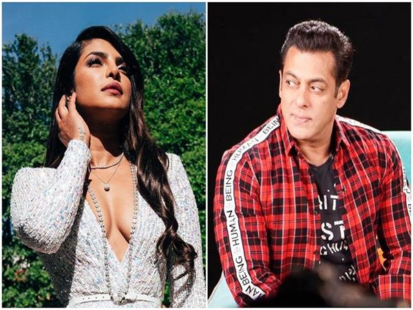 this reason priyanka chopra opted out of salman khan  s bharat