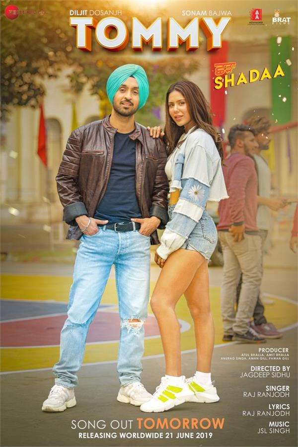 shadaa movie new song tommy