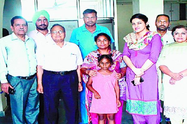 bathinda  missing child  family