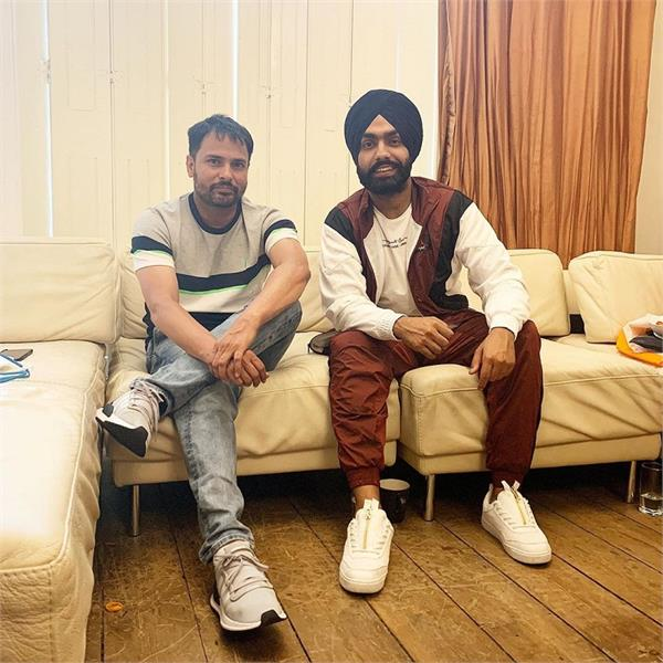ammy virk and amrinder gill
