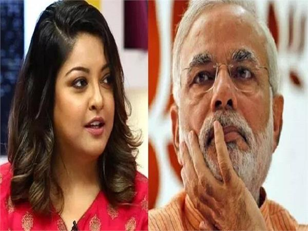 tanushree dutta asks pm modi an important question