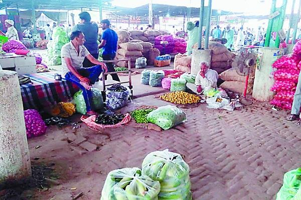 bathinda  wholesale market  retail vegetables