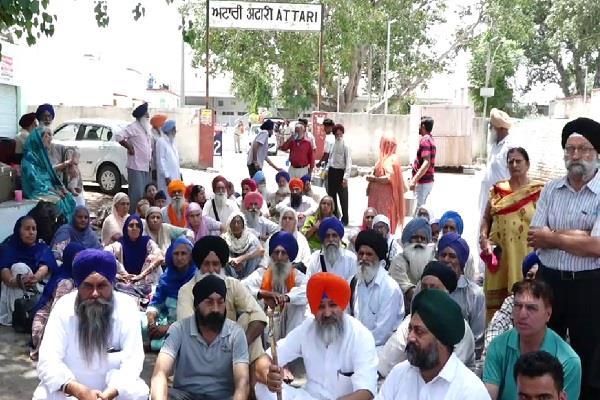 amritsar govt of india sikh jatha pakistan