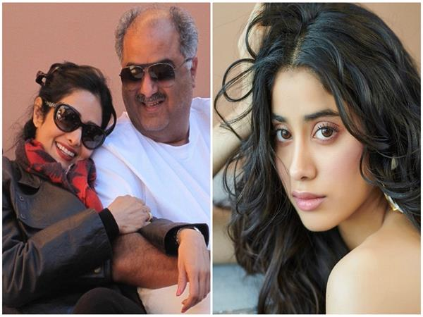 janhvi kapoor shares adorable throwback picture of sridevi and boney kapoor