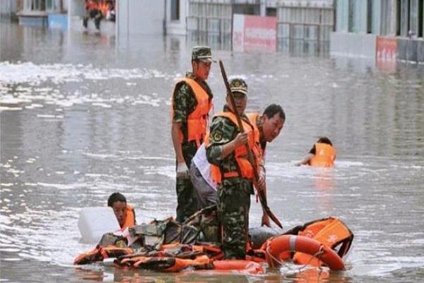 china flood 16 dead