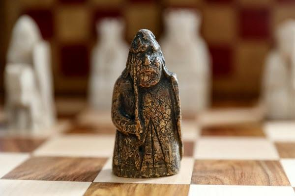 scotland  a pawn in chess