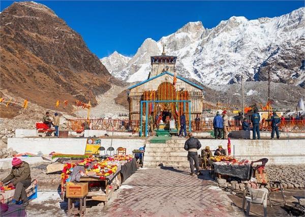 kedarnath yatra pilgrims