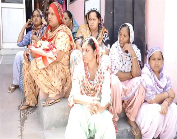 tarn taran  children  death  family  dharna