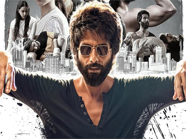 kabir singh box office collection day 1