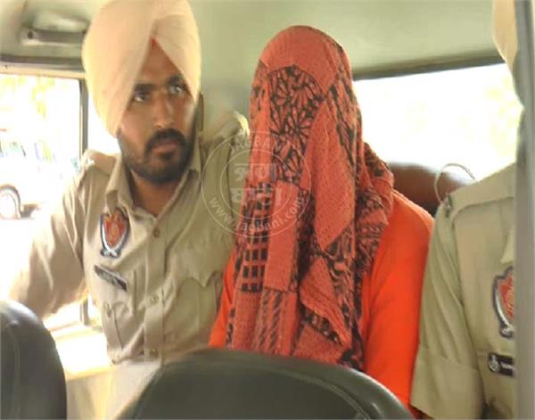 amritsar  family  murder  accused arrested