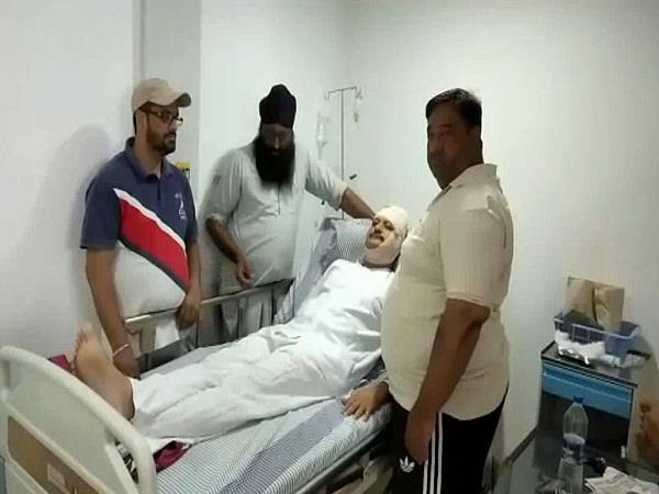 punjab police dsp beaten case
