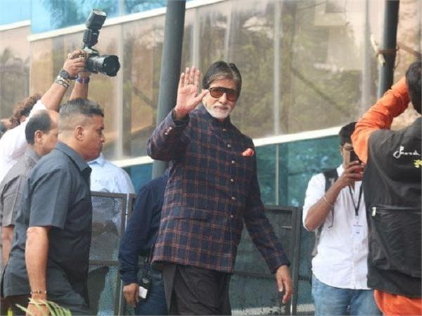 amitabh bachchan delivers 14 minute take in one shot during chehre shoot
