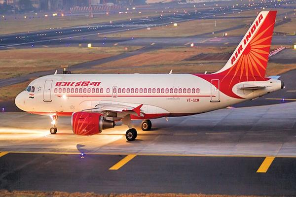 air india s amritsar delhi toronto flight from september 27