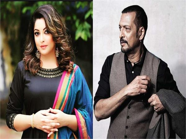 tanushree dutta is reacted furiously after nana patekar got a clean chit