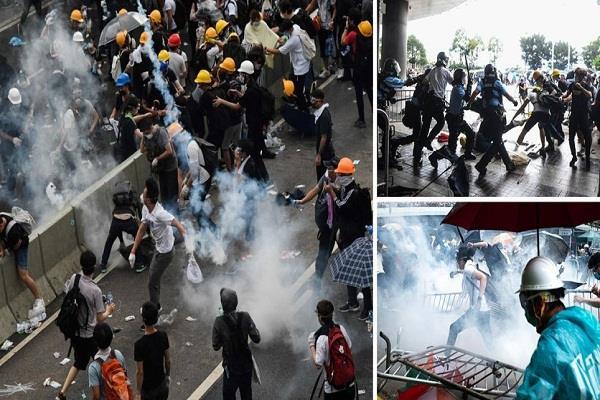 china  protests