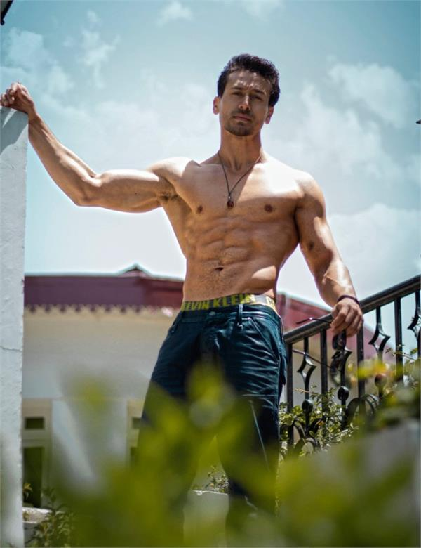 tiger shroff movie baaghi 3