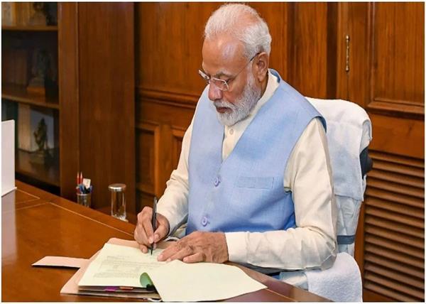 prime minister narendra modi ministry 21 day impactful agenda