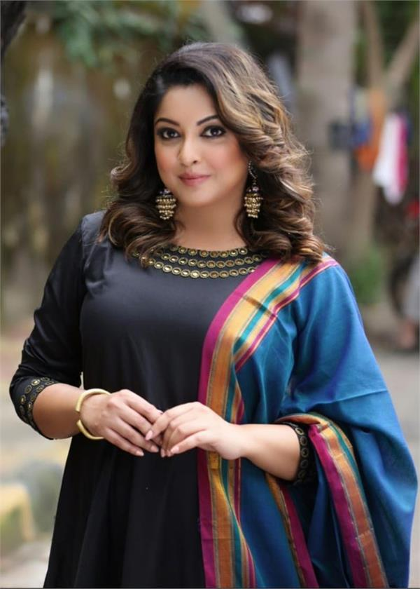 tanushree dutta views