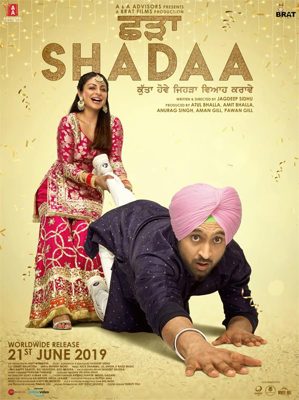 gurdass maan praises diljit dosanjh after watching shadaa