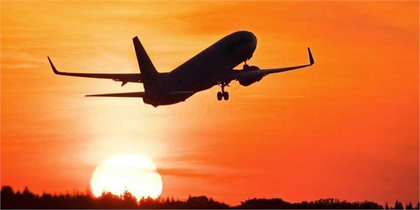 6 flights late at the amritsar airport