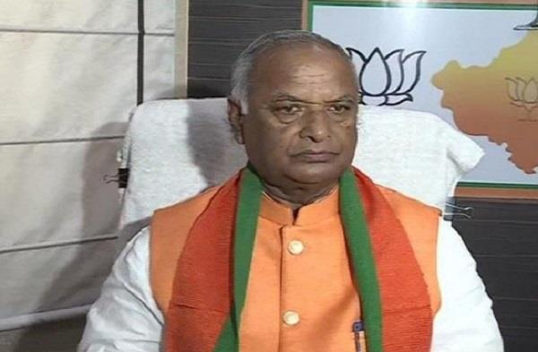 bjp leader madan lal saini death