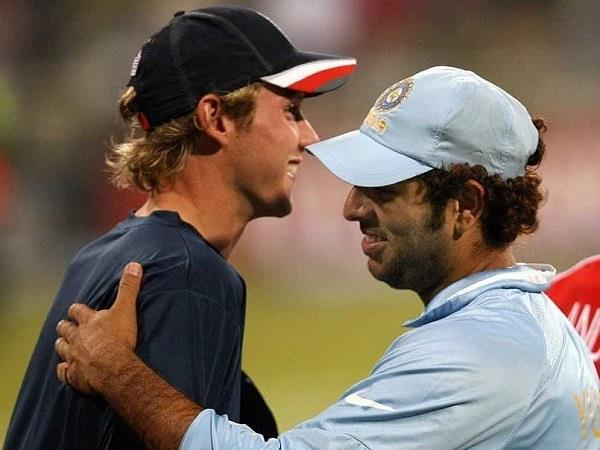 broad  who played 6 sixes on six balls  said something big about yuvraj