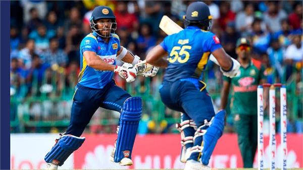 sri lanka thrash bangladesh by 7 wickets