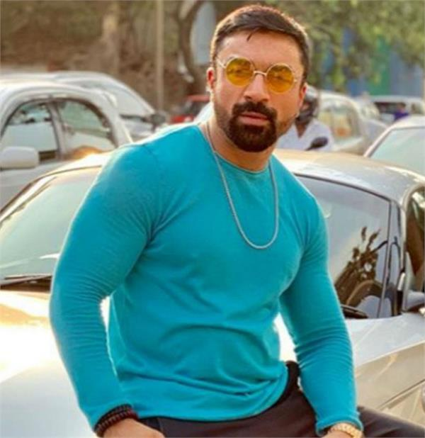 ajaz khan arrested by mumbai police for tiktok video